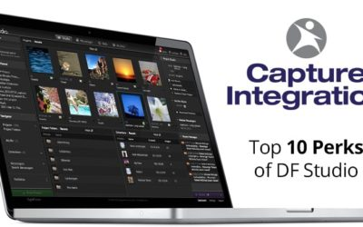 Capture Integrations' Top 10 Perks of DF Studio