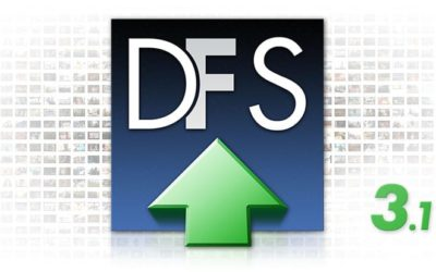 DFS Speed Link Improves Setup Uploading