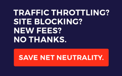 DF Studio Supports Net Neutrality